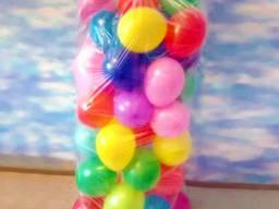 Пакеты для шаров 100*220см, толщина 15мкм прозрачный