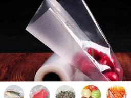 Пакеты для вакуумной упаковки 25*30 см 100штук гофрированные