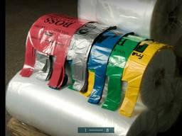 Пакеты с логотипом, печатью, кульки, производство