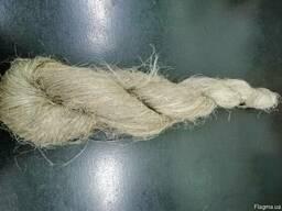 Пакля (лён волокно) сантехническая косичка