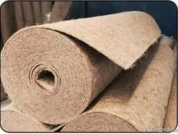 Пакля стрічкова льняна Frost(фрост) для зрубу будинку, лазні
