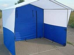 Палатка 1.5х1.5м в Новомосковск