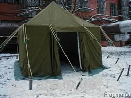 Палатка армейская техническая под заказ