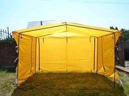 Палатка торговая для торговли 1. 5х2