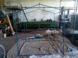 Палатка торговая (каркас), палатка предвыборная агитационная Запорожье Мелитополь