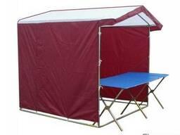 Палатки для торговли, разборные-доставка