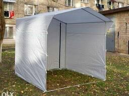 Палатки торговые - шьем каркасы