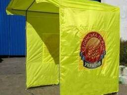 Палатки торговые без каркаса