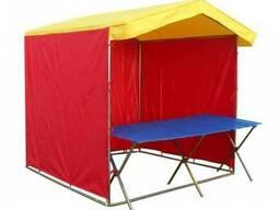 Палатки 2х2, 3х2 торговые