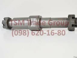 Палец тормозной колодки 1880410038, AK880410038 на Howo.