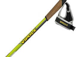 Палки для скандинавской ходьбы Vipole Instructor Vario QL Green DLX (S2028)
