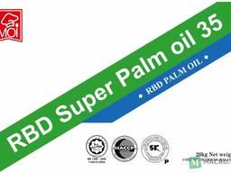 Пальмовое масло 34-36