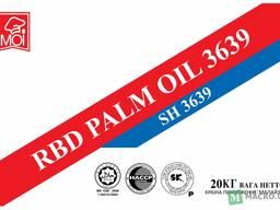 Пальмовое масло 36-39