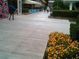 Палубная доска лиственница сибирская, толщина 27мм, сорт АВ