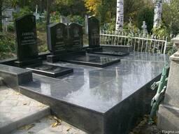 Пам'ятники з граніту - фото 3