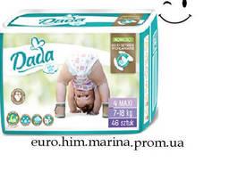 Памперсы подгузники Дада Extra Soft Dada 4 MAXI 46 шт. 7-18 кг
