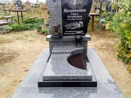 Памятники, гранитная плитка, изделия из гранита - фото 2