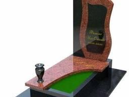 Памятники, гранитная плитка, изделия из гранита - фото 8