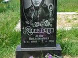 Памятники гранитные Коростышев - фото 2