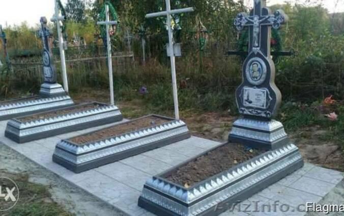 Надгробие из бетона купить купить бетон в 22