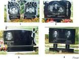 Памятники,надгробные плиты из гранита, габбро от 2000 грн - фото 2