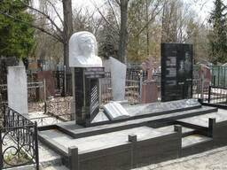 Памятники, скульптура