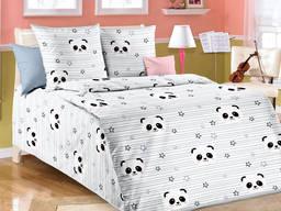 Пандочки (Бамбуковый мишка) - постельное белье детское