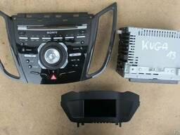 Панель CD Radio Радио Ford Kuga MK2 2013-