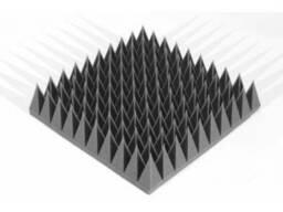 Панель из акустического поролона Ecosound пирамида 120мм. ..