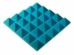 Панель из акустического поролона пирамида Ecosound. ..