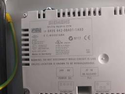 Панель оператора Siemens TP177B 6AV6642-0BA01-1AX0 (пост опе - фото 2