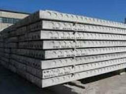 Пустотные плиты перекрытий ПК 54-15 5,4x1,5x0,22