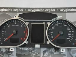 Панель приборов Audi Q7 (Ауди Q7) 2006-2009 года выпуска