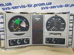 Панель приборов Man F2000 (Comandor) 81272026080