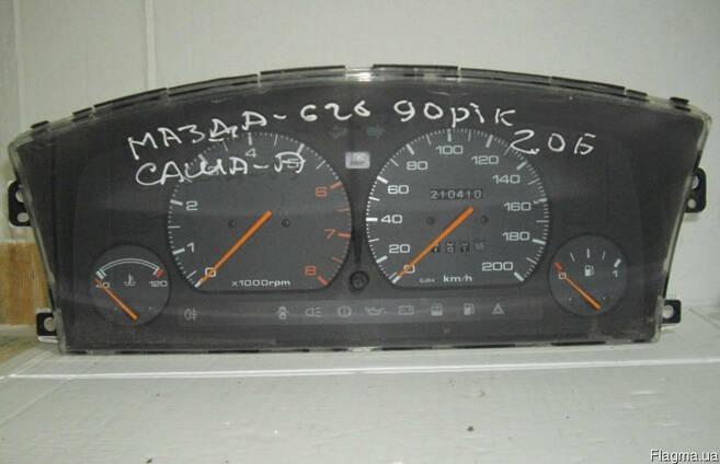 Панель приборов Mazda 626 GD/GV (1987-1991)