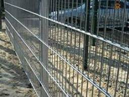 """Панельный забор """"Кольчуга"""""""