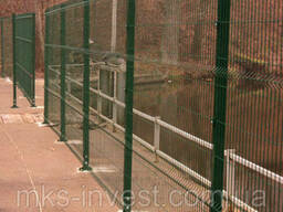 Забор (еврозабор - сварная панель) Техна-Классик 2030х2500мм
