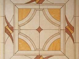 Панно напольное из плитки - Marfil 892x892