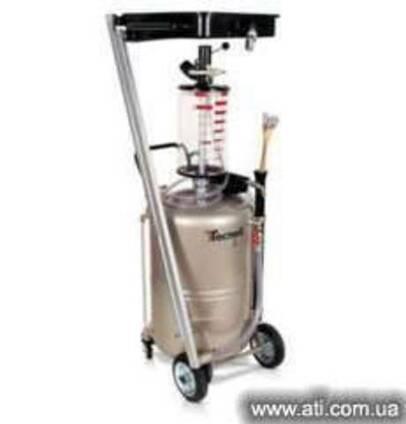 Пантографная установка для слива масла