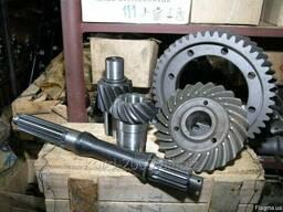 Пара коническая КамАЗ-4310 среднего редуктора