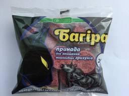 Парафіновані брикети «Багіра» (уп. 200 гр)