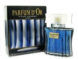 Parfum D'Or Homme edt 100ml. M. . . Kristel Saint Martin