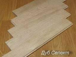 Паркет Дуб Селект 400*70*15