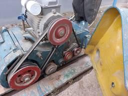 Паркетошлифовальная машина паркета шліфувальна машинка со206