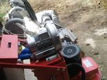 Паркетошліфувальна машина паркетошлифовальная полировальная  - фото 4