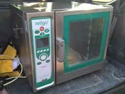 Пароконвектомат б/у Retigo DA 623 на 6 уровней для кафе