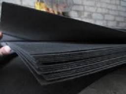 Паронит маслобензостойкий ПМБ от тол. 0,4-0,6 мм