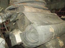 Пароніт - резина листова 3-30 мм