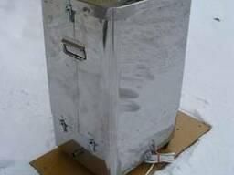 Паровая воскотопка 10 рамочная з крапельним парогенератором
