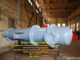 Пароводяной теплообменник ПВО -300-28,49